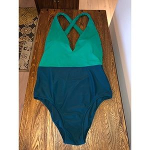 Summersalt Deep Dive size 10 swimsuit.